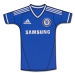 Chelsea Home Kit 13/14 Badge
