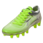 Diadora Cambio MD PU (Clear/Fluo Yellow)