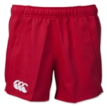 Canterbury CCC Advantage Performance Red Rugby Shorts