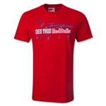 New York Red Bulls Wordmark T-Shirt