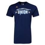 Philadelphia Union Wordmark T-Shirt