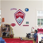 Grafico de pared de los Colorado Rapids hecho por Fathead