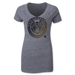 Philadelphia Union Originals Women's Halftone T-Shirt