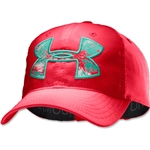 Under Armour Big Logo Adjustable Cap (Pink)