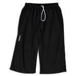 Lanzera 3/4 Soccer Shorts (Black)