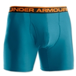 Under Amour Original Boxerjock 6 Verbiage Waistbands (Blue)