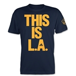 LA Galaxy Graphic Tee