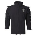 Chapel Hill Rugby Softshell Jacket (Black)