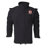 University of Alabama Rugby Softshell Jacket (Black)