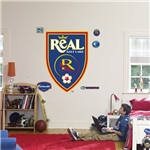 Grafico de pared de los Real Salt Lake esta hecho por Fathead