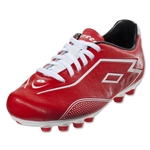 Lotto Zhero Gravity II 700 FG Junior (Risk Red/White)