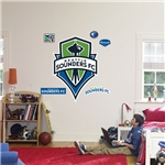 Grafico de pared de los Seattle Sounders FC esta hecho por Fathead