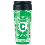 Chicago Fire St. Patrick's Day Travel Mug