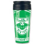 New York Red Bulls St. Patrick's Day Travel Mug
