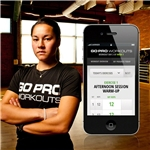 Go Pro Workouts Women's Lacrosse Training Program