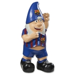 Barcelona Kissing Crest Mini Gnome