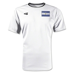 Argentina Primera Soccer Jersey (White)