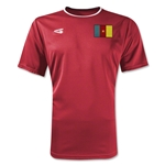 Cameroon Primera Soccer Jersey (Red)