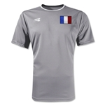 France Primera Soccer Jersey (Grey)