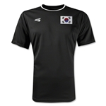 South Korea Primera Soccer Jersey (Black)