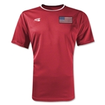 USA Primera Soccer Jersey (Red)