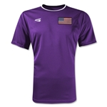 USA Primera Soccer Jersey (Purple)