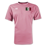 Mexico Primera Soccer Jersey (Pink)