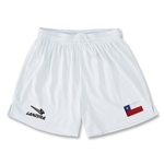 Chile Primera Soccer Shorts (White)