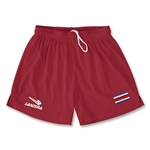 Costa Rica Primera Soccer Shorts (Red)
