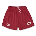 Japan Primera Soccer Shorts (Red)