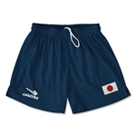 Japan Primera Soccer Shorts (Navy)