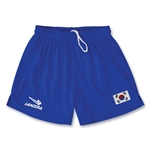 South Korea Primera Soccer Shorts (Royal)