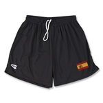 Spain Primera Soccer Shorts (Black)