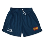 Spain Primera Soccer Shorts (Navy)