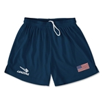 USA Primera Soccer Shorts (Navy)