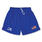 USA Primera Soccer Shorts (Royal)