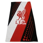 Liverpool Stripe Bath Towel