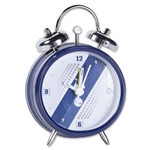 Tottenham Stripe Mini Bell Clock