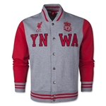 Liverpool Baseball Jacket