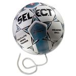 Select Colpo Di Testa Ball (White/Blue/Silver)