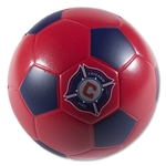 Chicago Fire Foam Soccer Ball