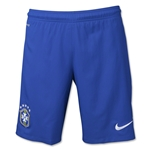 Brazil 14/15 Home Soccer Short