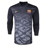 Barcelona LS Training Top