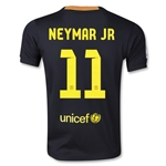 Barcelona 13/14 NEYMAR JR Youth Third Soccer Jersey