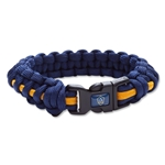 LA Galaxy Survival Bracelet