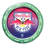 New York Red Bulls Game Round Clock