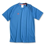 adidas Predator Youth Poly T-Shirt (Blue)