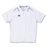 Canterbury CCC Elite Dry Polo (White)