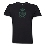Santos Laguna Distressed Men's V-neck T-Shirt (Black)