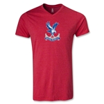 Crystal Palace Men's V-Neck T-Shirt (Heather Red)
